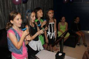 kids karaoke events