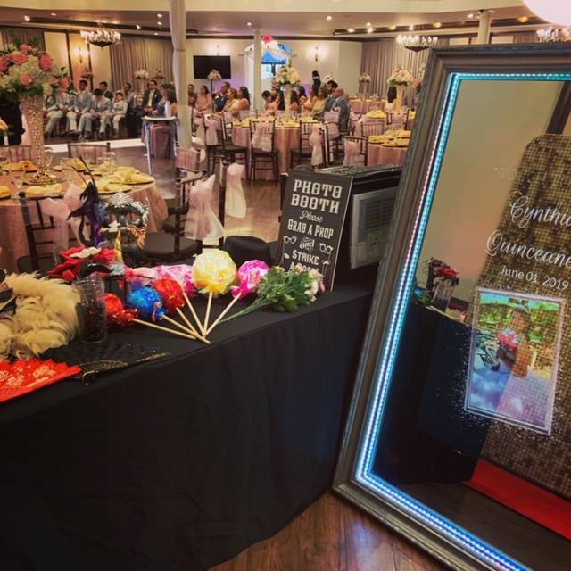 Photo Booth Rental From $299 - Bundle With DJ or Karaoke For Savings
